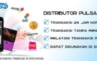 Distributor Pulsa All Operator Termurah Leon Reload Di WAROPEN