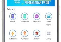 Aplikasi Android Isi Pulsa Leon Reload