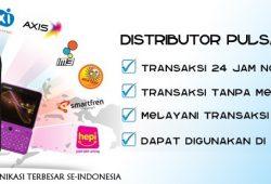 Distributor Pulsa All Operator Termurah DiKENDARI